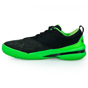 K Swiss Knitshot Mens Tennis Shoe - Neon Lime/Black