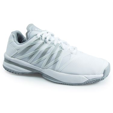 K Swiss Ultrashot Mens Tennis Shoe - White/High Rise 05648 107 M