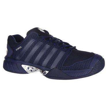K Swiss Hypercourt Express SE Mens Tennis Shoe - Insignia Blue/Silver