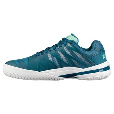 K Swiss Ultrashot 2 Mens Tennis Shoe - Corsair/White/Spring Bud