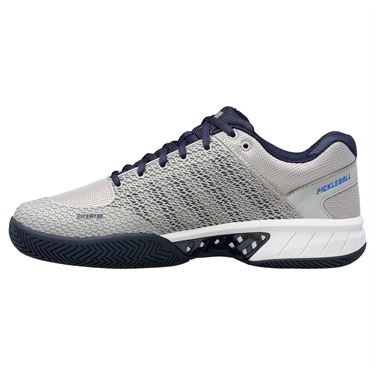 K Swiss Express Light Mens Pickleball Shoe Highrise/Navy 06563 082