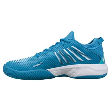 K Swiss Hypercourt Supreme Mens Tennis Shoe Swedish Blue/White/Scuba Blue 06615 419