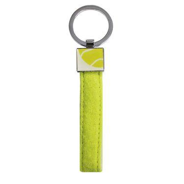 Zumer Sport Tennis Graphic Keychain