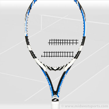 Babolat Drive Lite Blue/White Tennis Racquet DEMO RENTAL