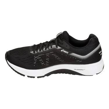 Asics GT 1000 7 Mens Running Shoe Black/White 1011A042 003