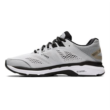 Asics GT 2000 7 Mens Running Shoe Grey/Black 1011A158 021