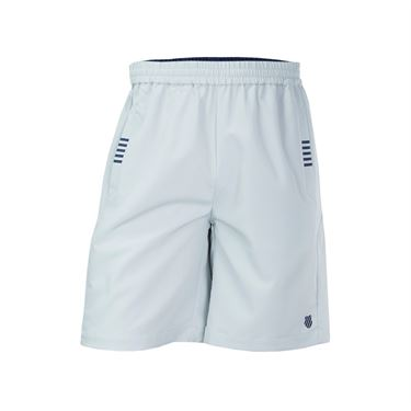 K Swiss Back Court 9 Inch Short - Dawn Blue