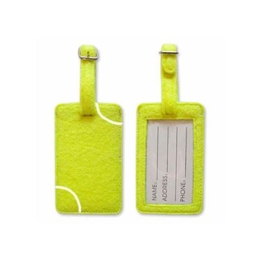 Zumer Sport Tennis Luggage Tag