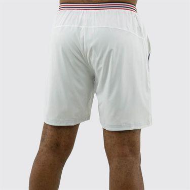 K Swiss Heritage 8 inch Short - White