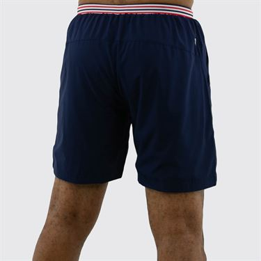 K Swiss Heritage 8 inch Short - Navy