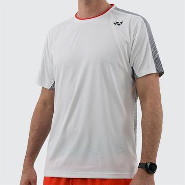 Yonex Paris Crew Shirt - White