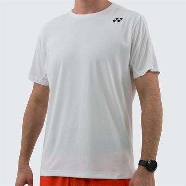 Yonex London Crew Shirt - White