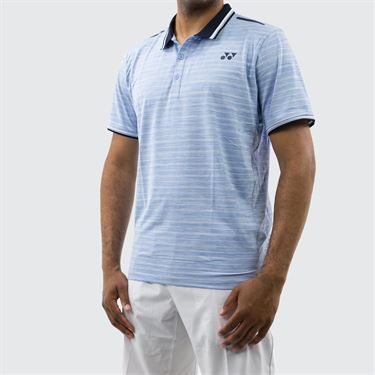 Yonex New York Polo Shirt - Sax