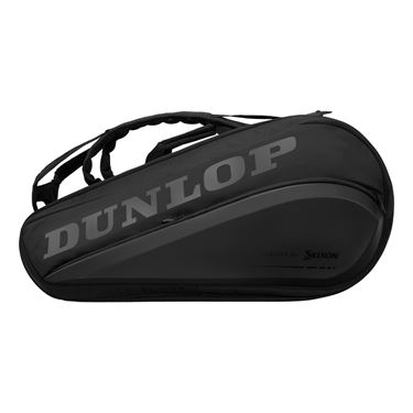 Dunlop Srixon CX Performance 9 Pack Tennis Bag - Black