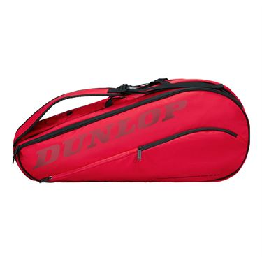Dunlop Srixon CX Team 8 Pack Racquet Tennis Bag - Red