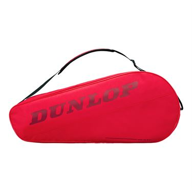Dunlop Srixon CX Club 3 Pack Racquet Tennis Bag - Red