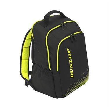 Dunlop Srixon SX Performance Tennis Backpack - Black/Yellow