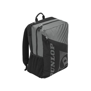 Dunlop Srixon SX Club Tennis Backpack - Black/Grey