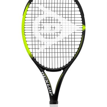 Dunlop Srixon SX600 Tennis Racquet Black/Yellow 102959SX600