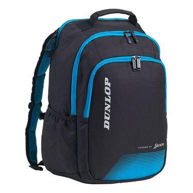 Dunlop FX Tennis Backpack - Black/Blue