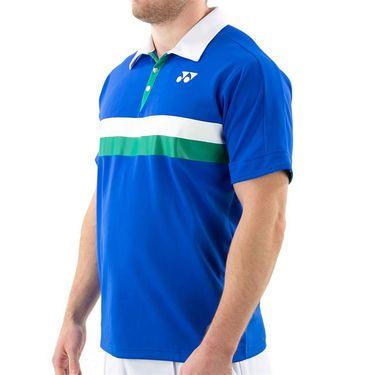 Yonex 75th Elite Polo Mens Sapphire Blue 10390ASB