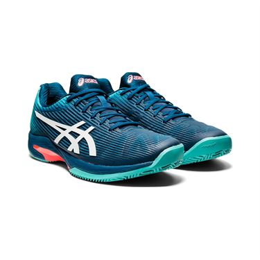 Asics Solution Speed FF Clay Mens Tennis Shoe