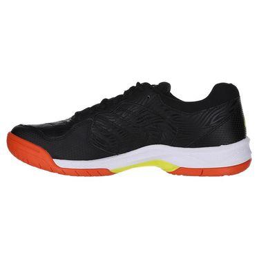 Asics Gel Dedicate 6 Mens Tennis Shoe - Black/Silver