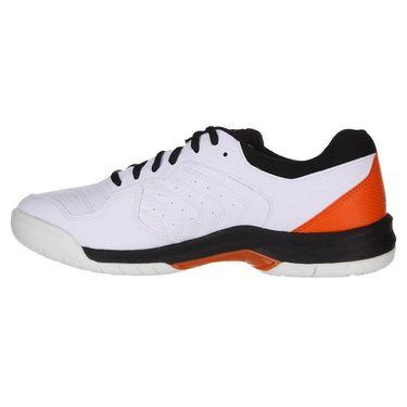 Asics Gel Dedicate 6 Mens Tennis Shoe - White/Black