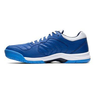 Asics Gel Dedicate 6 Mens Tennis Shoe Asics Blue/White 1041A074 402