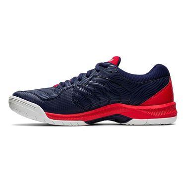 Asics Gel Dedicate 6 Mens Tennis Shoe Peacoat/White 1041A074 403