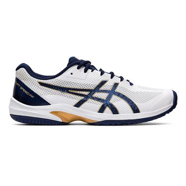 guardarropa lavanda Federal  Asics Court Speed FF Mens Tennis Shoe - White/Peacoat | Midwest Sports
