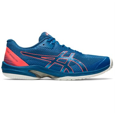 Contaminado jurado Fangoso  Asics Court Speed FF Mens Tennis Shoe - Mako Blue | Midwest Sports