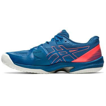 Asics Court Speed FF Mens Tennis Shoe Mako Blue 1041A092 402