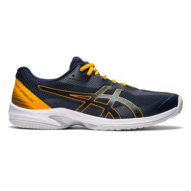 Asics Court Speed FF Mens Tennis Shoe French Blue/Amber 1041A092 403