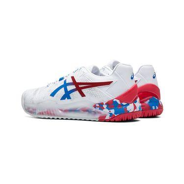 Asics Gel Resolution 8 LE Mens Tennis Shoe