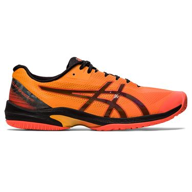 Asics Court Speed FF LE Modern Tokyo Mens Tennis Shoe Coral/Black 1041A155 700