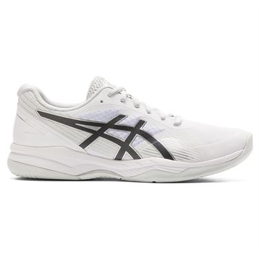 Asics Gel Game 8 Mens Tennis Shoe White/Black 1041A192 101