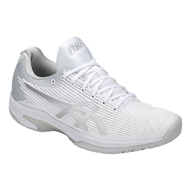 Asics Solution Speed FF White/Silver