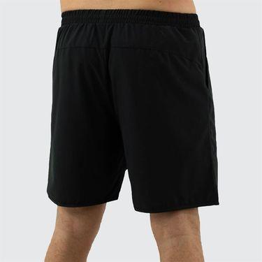 K Swiss Hypercourt Express 7 inch Short Mens Limo Black 104245 086