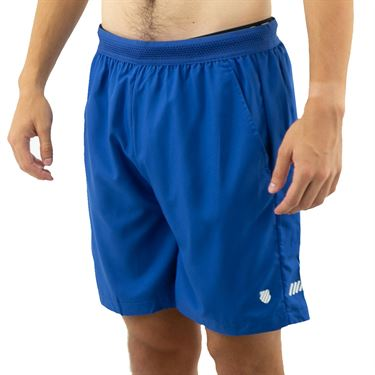 K Swiss Hypercourt Express 7 inch Short Mens Dark Blue/White 104245 408