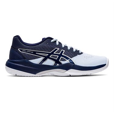 Asics Gel Game 7 Womens Tennis Shoe Soft Sky/Peacoat 1042A036 406