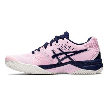 Asics Gel Challenger 12 Clay Womens Tennis Shoe Cotton Candy/Peach 1042A039 706
