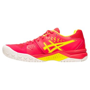 Asics Gel Challenger 12 Womens Tennis Shoe - Laser Pink/White