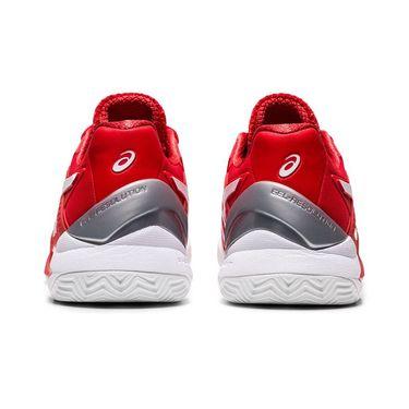Asics Gel Resolution 8 Clay Womens Tennis Shoe