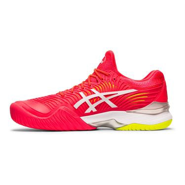 Asics Court FF 2 Womens Tennis Shoe -  Laser Pink/White