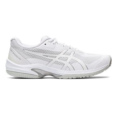 Asics Court Speed FF Womens Tennis Shoe White 1042A080 102