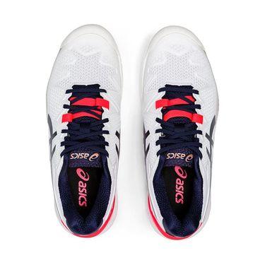 Asics Gel Resolution 8 Wide (D) Womens Tennis Shoe