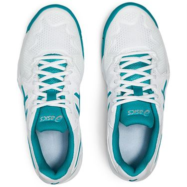 Asics Resolution 8 GS Junior Tennis Shoe