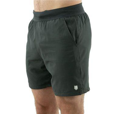 K Swiss Hypercourt 7 inch Short Mens Dark Shadow 104914 063