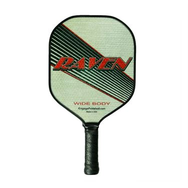 Engage Raven Pickleball Paddle - Red